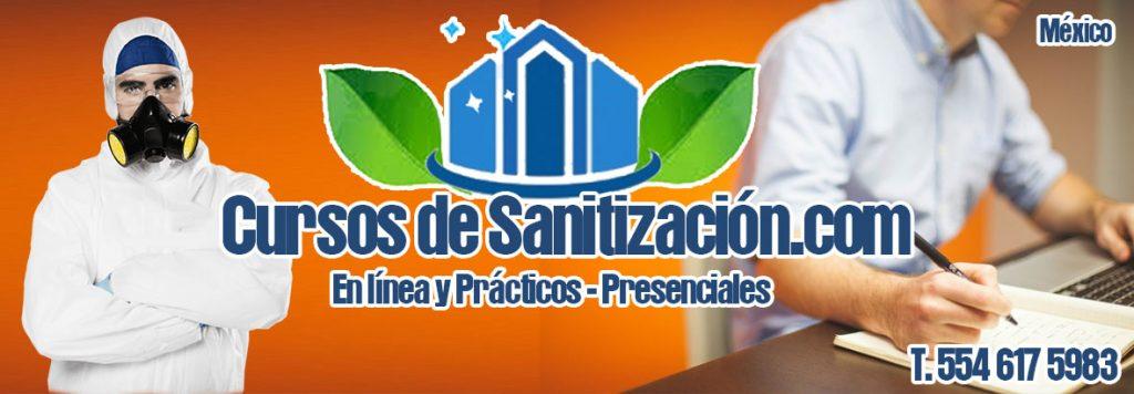 cursos de sanitizacion en mexico