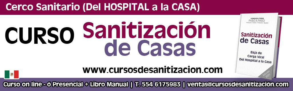 curso de sanitizacion de casas covid en mexico