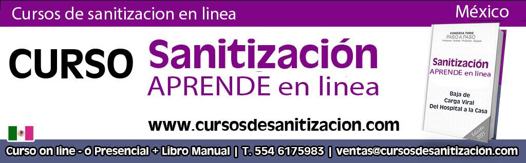 curso de sanitizacion en linea