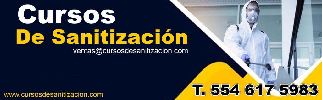 cursos de sanitizacion mexico