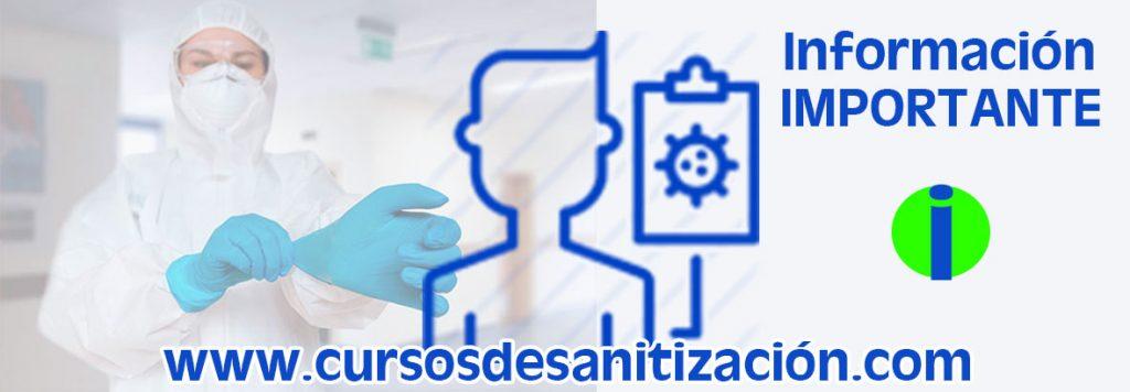 cursos gratis de sanitizacion en mexico