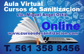 Aula Virtual - Cursos de Sanitizacion Online